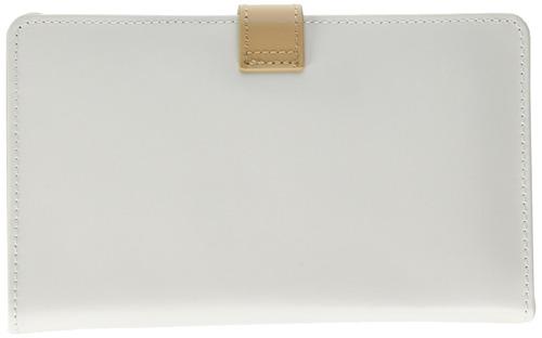 wolf 467453 blossom jewelry portfolio, blanco
