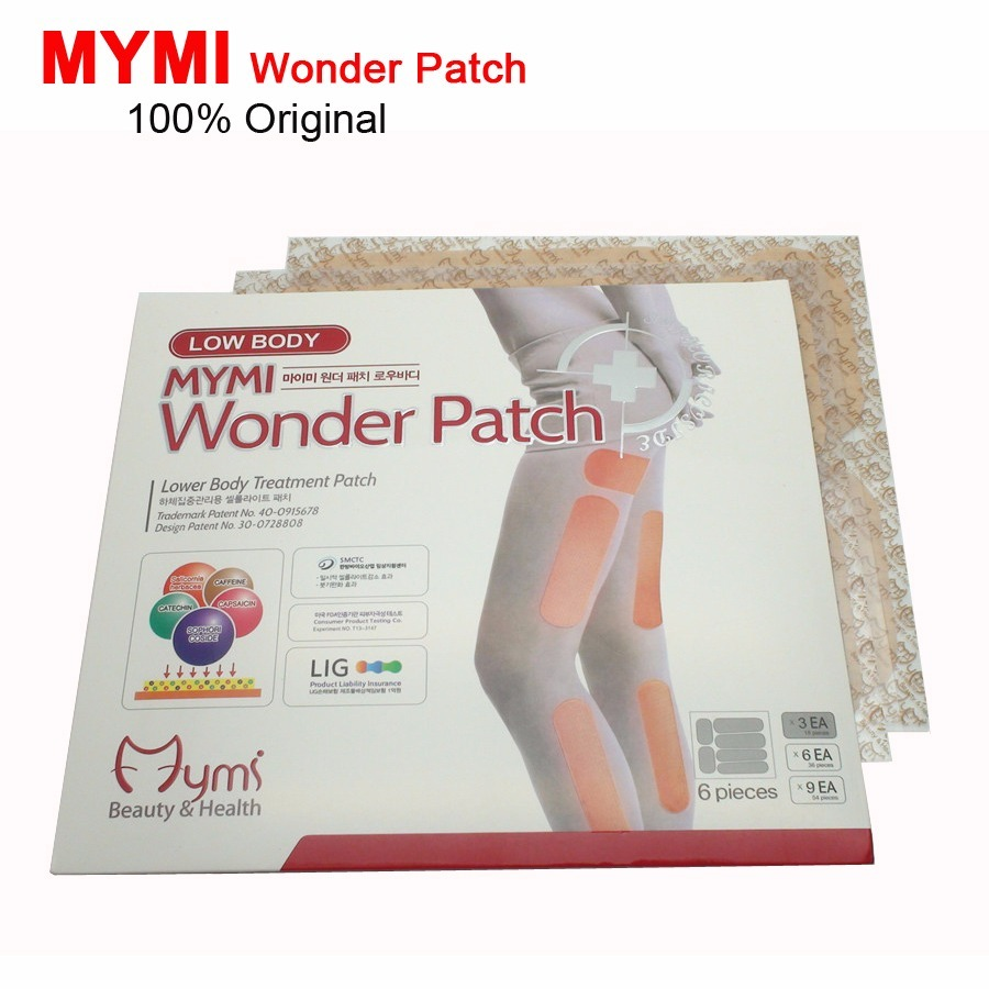 ... Murah Mymi Wonder Patch Breast Treatment Payudara 1 Pcs Source Cargando zoom