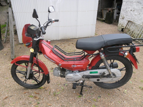 wuiner 4 tc 100 cc unico su estado todo al dia $ 16500