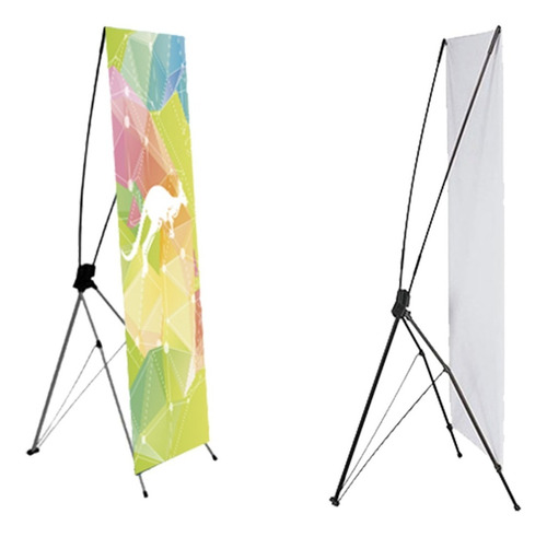 x banner, roll up, impresión de lona, porta banner, cmyk