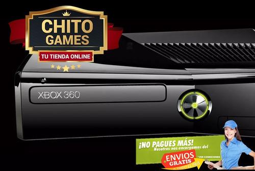 xbox 360 3800juegos snes+55 pack+5 a elección envio gratis