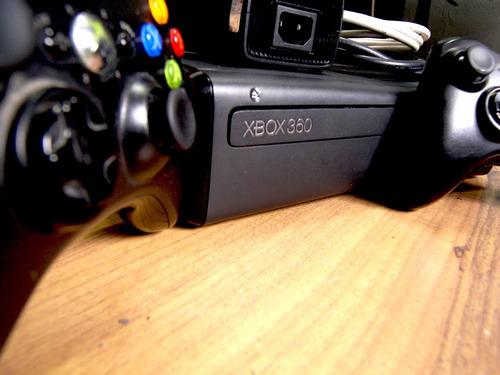 xbox 360 4g como nueeevaaa!