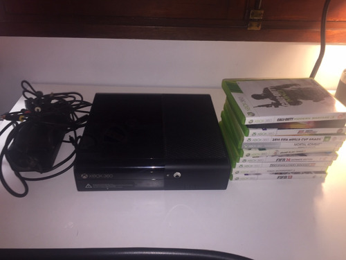 xbox 360 4gb juegos