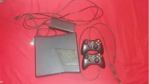 xbox 360 slim rgh + 30 juegos