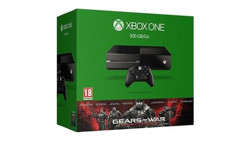 xbox one original 500 gb control inalambrico + juego