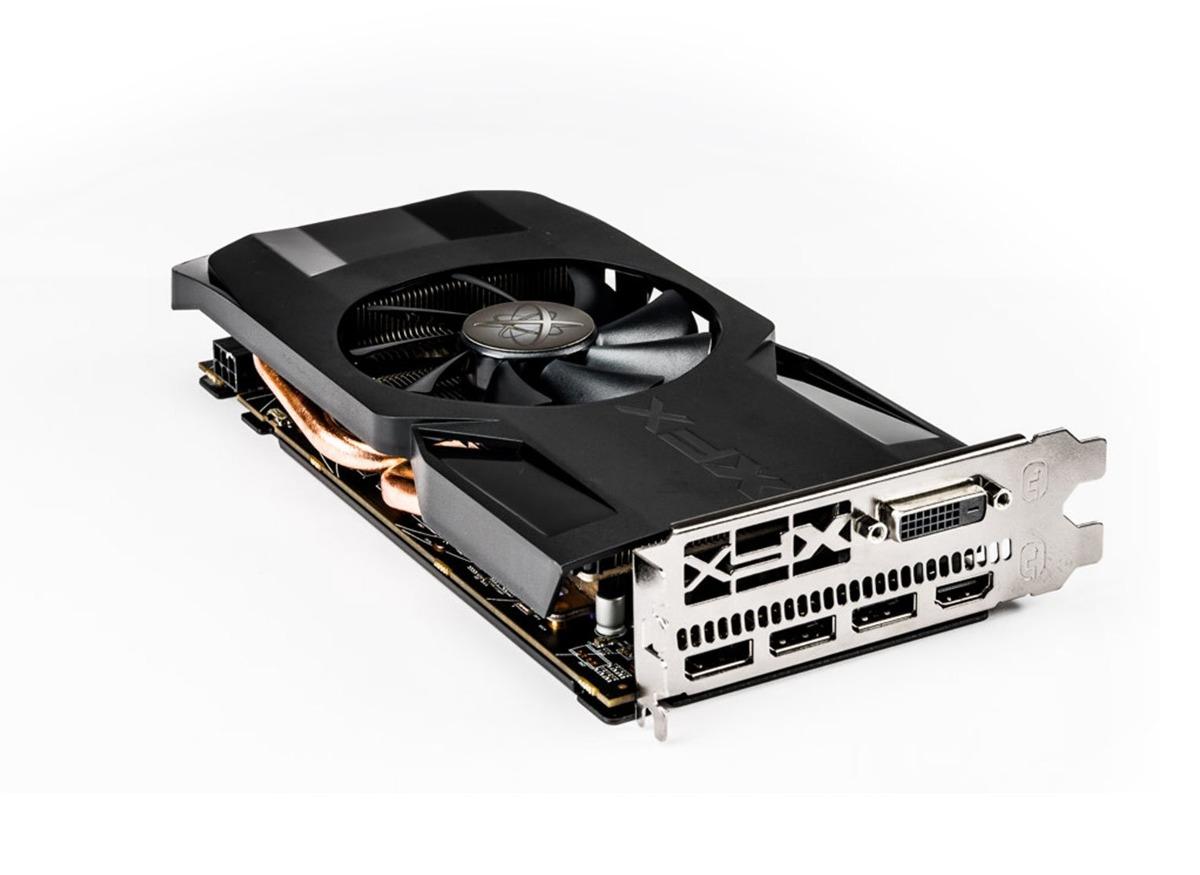 Xfx Rx 470 4gb Dualbios, Backplate, Silenttech, Copper Heat - U$S 269,49