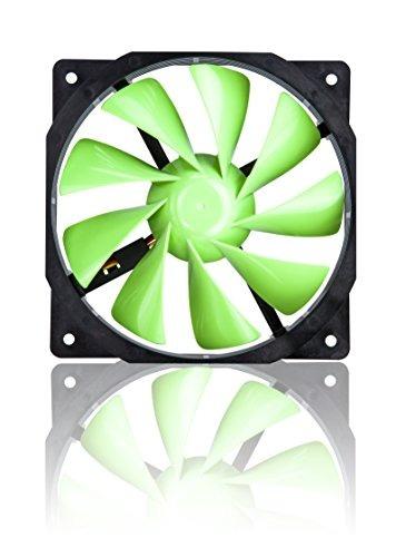 xigmatek cooling fans xof f1252 2pack lime