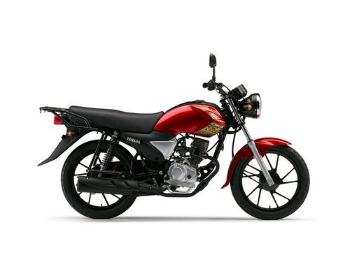 yamaha crux 110 36 meses o 36.000 kms garantía delcar motos