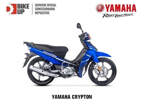 yamaha crypton - mercadopago - bike up