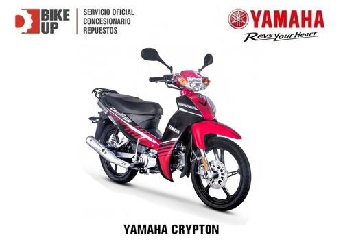 yamaha crypton modelo nuevo 2018 - tomamos usadas - bike up