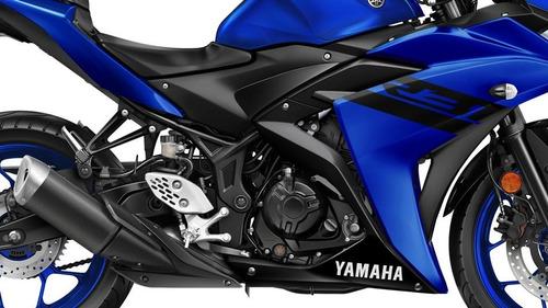 yamaha deportiva r3 300cc abs garantía 36/36 delcar motos