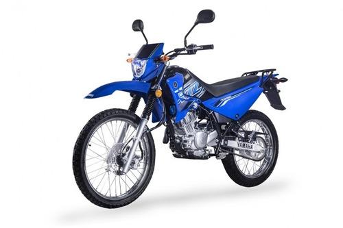 yamaha enduro xtz 125 garantía 36/36 delcar motos