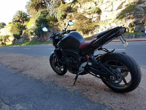 yamaha fz 1000 2009 deportiva unica naked permuto auto moto