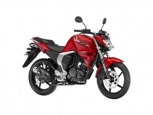 yamaha fz fi 150 36 meses o 36.000 kms garantía delcar motos