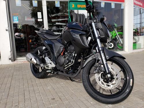 yamaha fz25 - lanzamiento yamaha uruguay y bike up