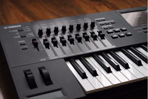 yamaha motif xf6 sintetizador 61 teclas/ en belgrano