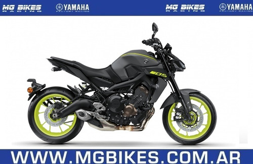 yamaha mt 09 0km gris - única unidad disponible - mg bikes!