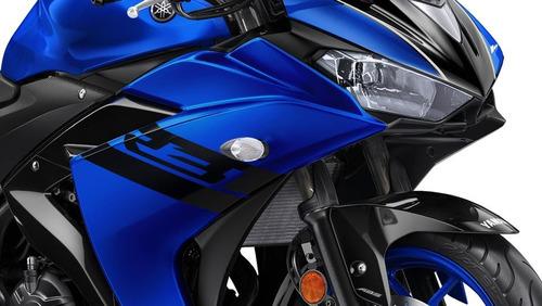 yamaha r3 321cc deportiva abs 36 cuotas tasa 0 delcar motos