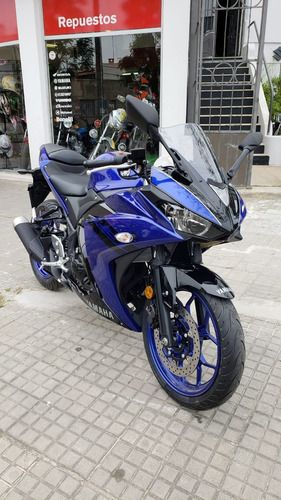 yamaha r3 - permutas - beneficios - bike up