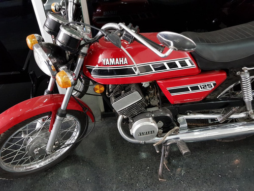 yamaha rdc 125 de coleccion