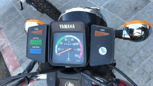 yamaha rx 100 (india)  impecable estado!!
