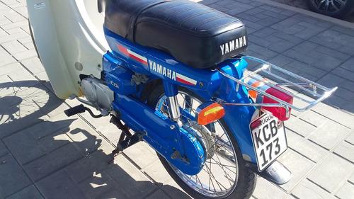 yamaha v80 japonesa unica dueña 13 mil km de fca