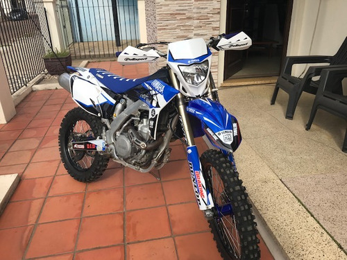 yamaha wr 450 f impecable