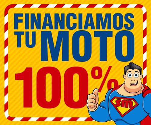 yamaha ybr 125 (tomamos tu moto usada ) financiamos 100%