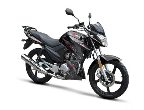 yamaha ybr 125 z 36 meses o 36.000 kms garantía delcar motos