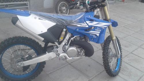 yamaha yz 250 2t azul