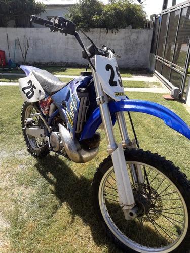 yamaha yz 250  yzf250