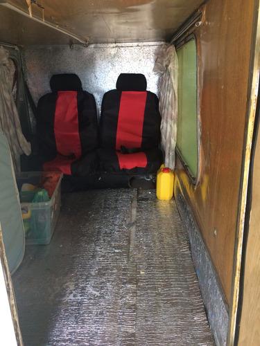 yasuki ch1012lxei camioneta furgón
