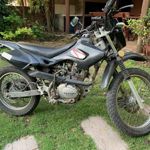 yazuki cross 125 cc
