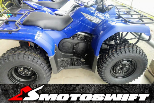 yfm350 grizzly 4x4 okm 2017 en motoswift