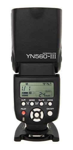 yongnuo yn560 iii - flash con zapata