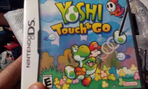 yoshi touch& go, excelente estado.