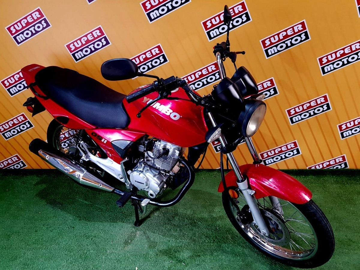 Yumbo Speed 125 Winner Strong Zanella Sapucai == Motos
