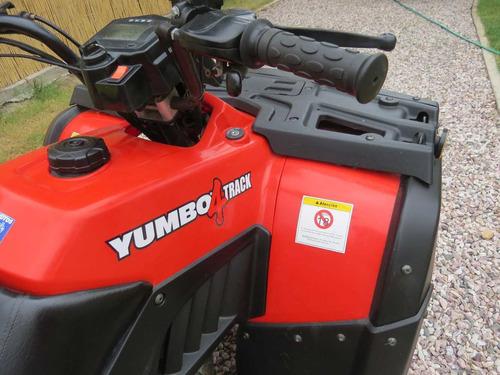 yumbo 250 track