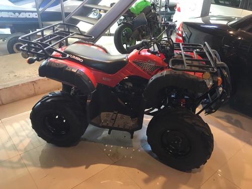 yumbo 4 track 125cc permuto financio defranco motors
