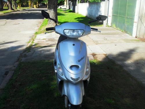 yumbo automatica 50 cc