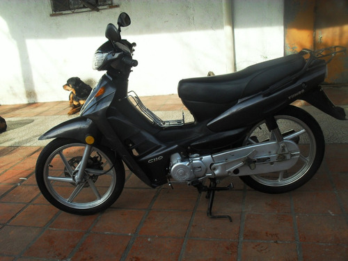 yumbo c110dlx  impecable