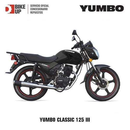 yumbo classic - garantia extendida - permutas - 36 cuotas