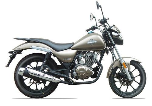 yumbo custom milestone ii 125 delcar motos