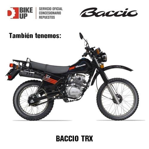yumbo dakar dk 125 - permutas - garantia extendida - bike up