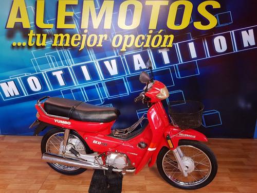 yumbo eco 70 (((((((((  ale motossssss cerro ))))))))))))