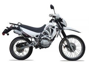 yumbo enduro dakar 125 full 36 cuotas delcar motos