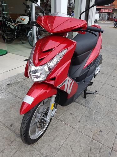 yumbo forza 125 - bike up tomamos tu moto + 36 cuotas