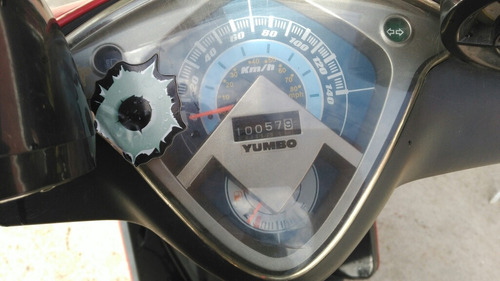 yumbo forza 125 impecable