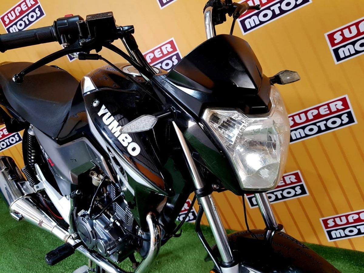 Yumbo Gs 125 Yumbo Gts Ii 125 Yumbo Speed - $ 38.000 en