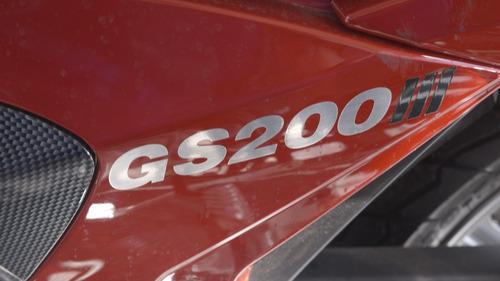 yumbo gs 200 ii y iii - mac moto - nueva